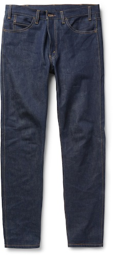 1960S 605 ORANGE TAB SLIM-FIT DRY DENIM JEANS