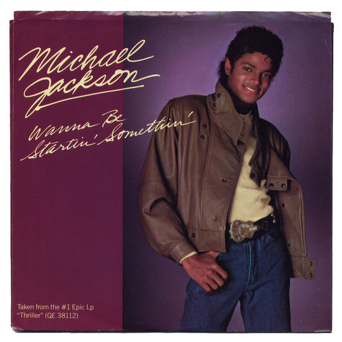 MICHAEL JACKSON - WANNA BE STARTIN' SOMETHIN' (LOUIS LA ROCHE REMIX)